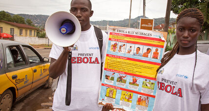 West Africa steps up response to Ebola as press calls for more