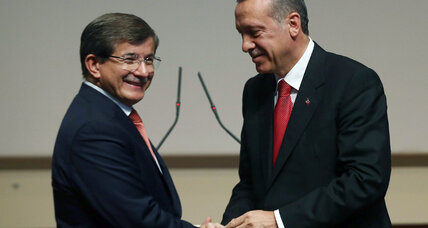Erdogan selects foreign minister to become new Turkish PM