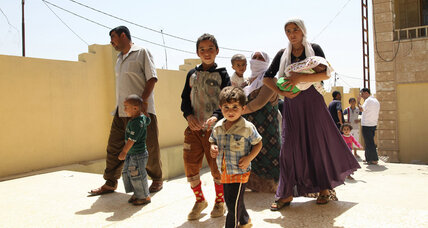 Iraq's jihadis have vowed to wipe out the Yazidis. Who are they? (+video)