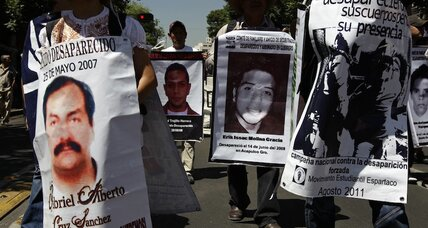 Keeping count of Mexico's missing