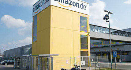 Germany's culture minister speaks out against Amazon