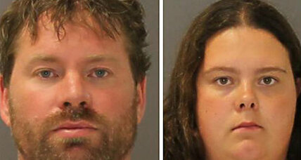 NY couple charged with kidnapping of Amish girls