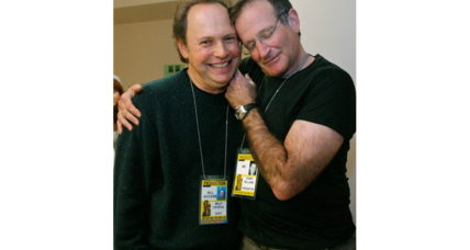 Billy Crystal will pay tribute to Robin Williams at the Emmy Awards (+video)