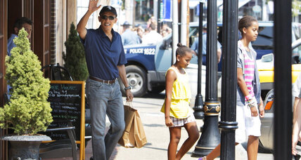 Obama on Martha's Vineyard: Will he stop by an independent bookstore this summer?