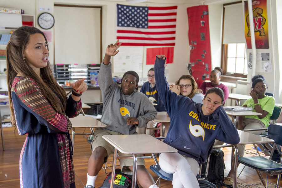 Us education how we got where we are today csmonitor us education how we got where we are today malvernweather Choice Image