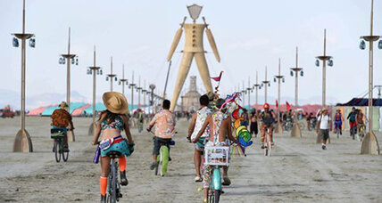 Woman dies at Burning Man: First death in seven years