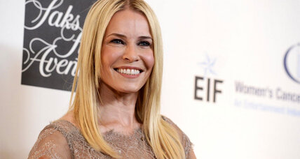 Chelsea Handler hosts the last episode of her E! program 'Chelsea Lately'