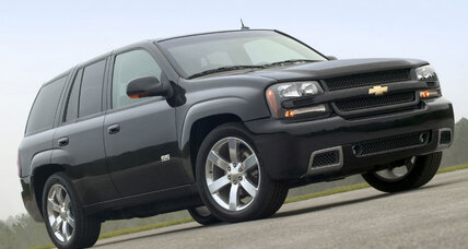 GM recalls 189,000 SUVs for fire risk
