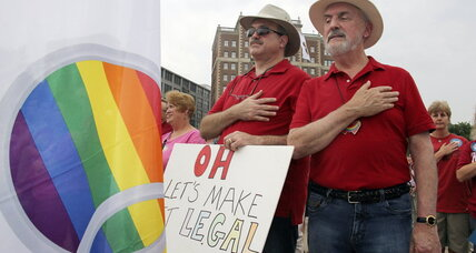 Federal appeals court taking up six gay marriage cases today (+video)