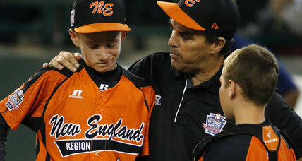 A Little League coach's speech goes viral: The win in the loss