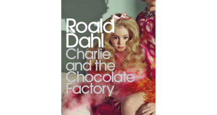 Penguin defends 'creepy,' 'Lolita-esque' cover of 'Charlie and the Chocolate Factory'