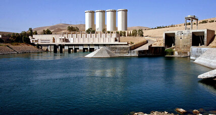 Airstrikes in Iraq: Push to retake Mosul dam from Islamic State?