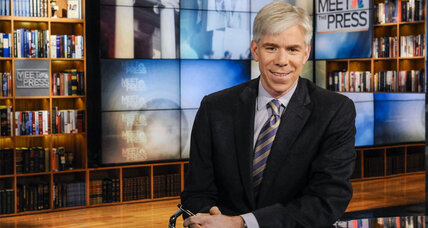 David Gregory slated to write a book about Judaism and his 'spiritual journey'