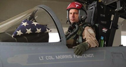 F-15 pilot killed in crash was decorated combat veteran, officers say