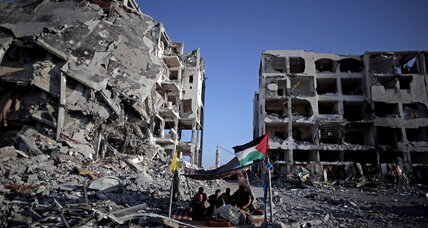 Gaza requires 'unprecedented' reconstruction, says UN