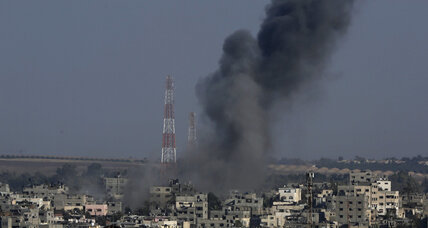 Israel pulls out of Gaza peace talks over latest Hamas rocket fire