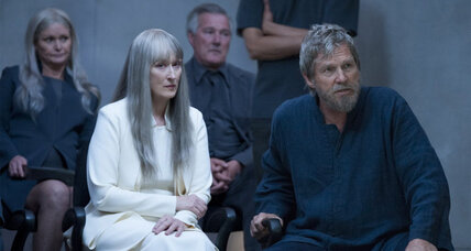 'The Giver' star Jeff Bridges discusses his passion project
