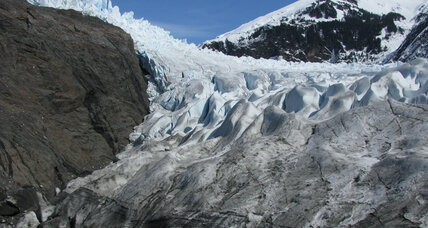 Humans now the major cause of alpine glacier melt, researchers say