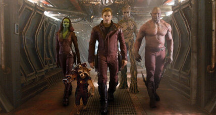 'Guardians of the Galaxy' has a record-setting debut