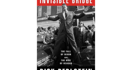 Rick Perlstein of 'The Invisible Bridge' faces plagiarism charges from another Reagan biographer