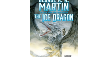 'Game of Thrones' author George R.R. Martin's children's book will be republished this fall