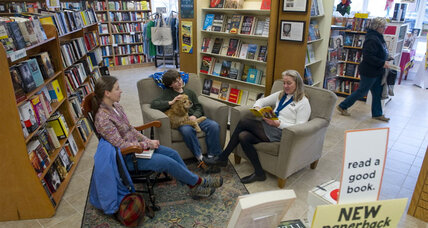 What is it like to work at an independent bookstore?