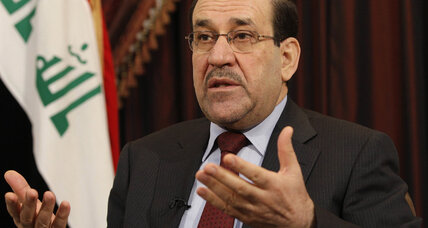 Maliki to step down as Iraqi prime minister, state TV says