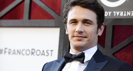 James Franco will direct and star in an adaptation of 'The Sound and the Fury'
