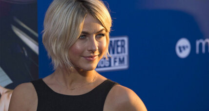 Julianne Hough is returning to 'Dancing With the Stars' as a judge