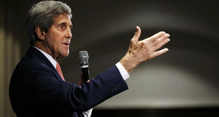 John Kerry: US will build coalition to fight 'cancer' of Islamic State