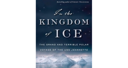 'In the Kingdom of Ice' turns into one of the summer's hottest books