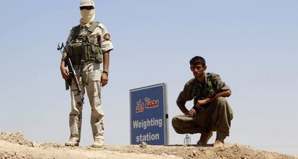 In northern Iraq, Islamic State switching to terror tactics (+video)