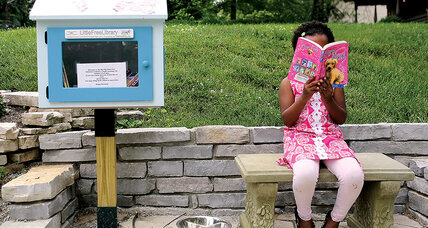 Little Free Libraries add charm to neighborhoods