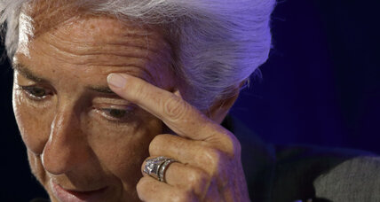 IMF chief Christine Lagarde under investigation in France
