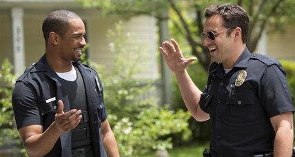 'Let's Be Cops': Critics aren't embracing the comedy