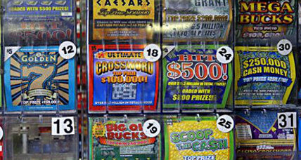 Why lotteries are targetting young adults