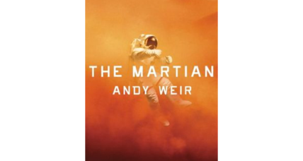 Andy Weir's sci-fi novel 'The Martian' will reportedly be adapted as a movie