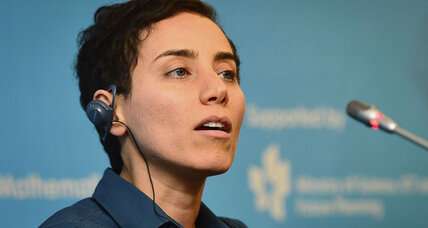 Maryam Mirzakhani: Doughnuts, gender equity, and the 'Nobel Prize of math'