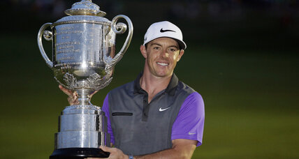 McIlroy joins elite group in winning PGA Championship