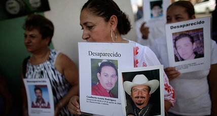 Searching for Mexico's disappeared: One mother's journey
