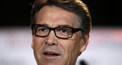 Texas Gov. Rick Perry indicted for abuse of office powers (+video)