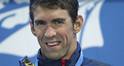 Michael Phelps is back! Katie Ledecky sets new world record