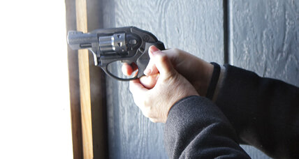 Grandmother unintentionally shoots 7-year-old grandson: Need for caregiver gun safety?