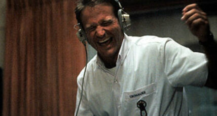 Robin Williams: His unscripted riffs were not merely funny, but observant