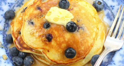 10 pancake recipes for Shrove Tuesday