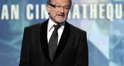 Robin Williams biography will be written by a New York Times reporter