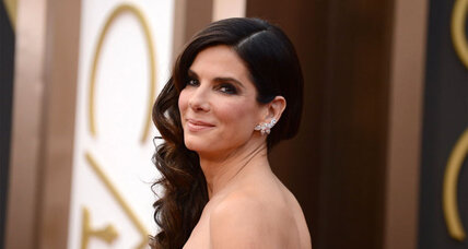 Sandra Bullock of 'Gravity' is highest-earning actress, says Forbes (+video)