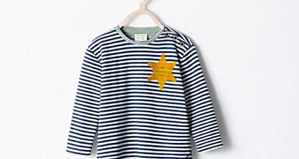 Zara pulls 'Nazi concentration camp' shirt off the market