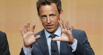 Emmy Awards host Seth Meyers reveals who he's rooting for