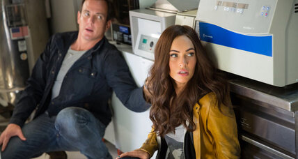 'Teenage Mutant Ninja Turtles' stars Megan Fox and Will Arnett discuss their new movie